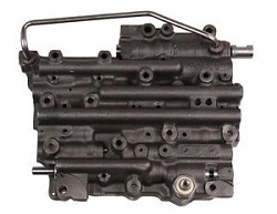 2004R Valve Body Reman Stock Replacement 1981-1990