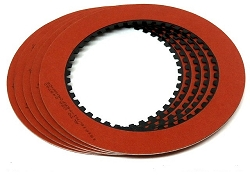4R70W Red Race Clutch Set Performance