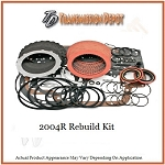 200R4 2004R Stage 2 Rebuild Package