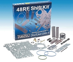 A518 48RE TransGo Shift Kit 2003-UP
