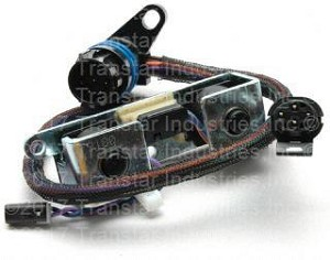 Solenoid, OD/TCC (Dual) (8 Pin Round & 4 Pin Oval Connector) (96-99)
