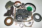 4R70W Master Rebuild Kit w/Steels 1998-2003
