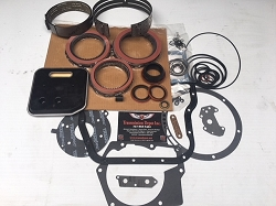 A518 46RE Master Overhaul Kit w/Steels (89-03)