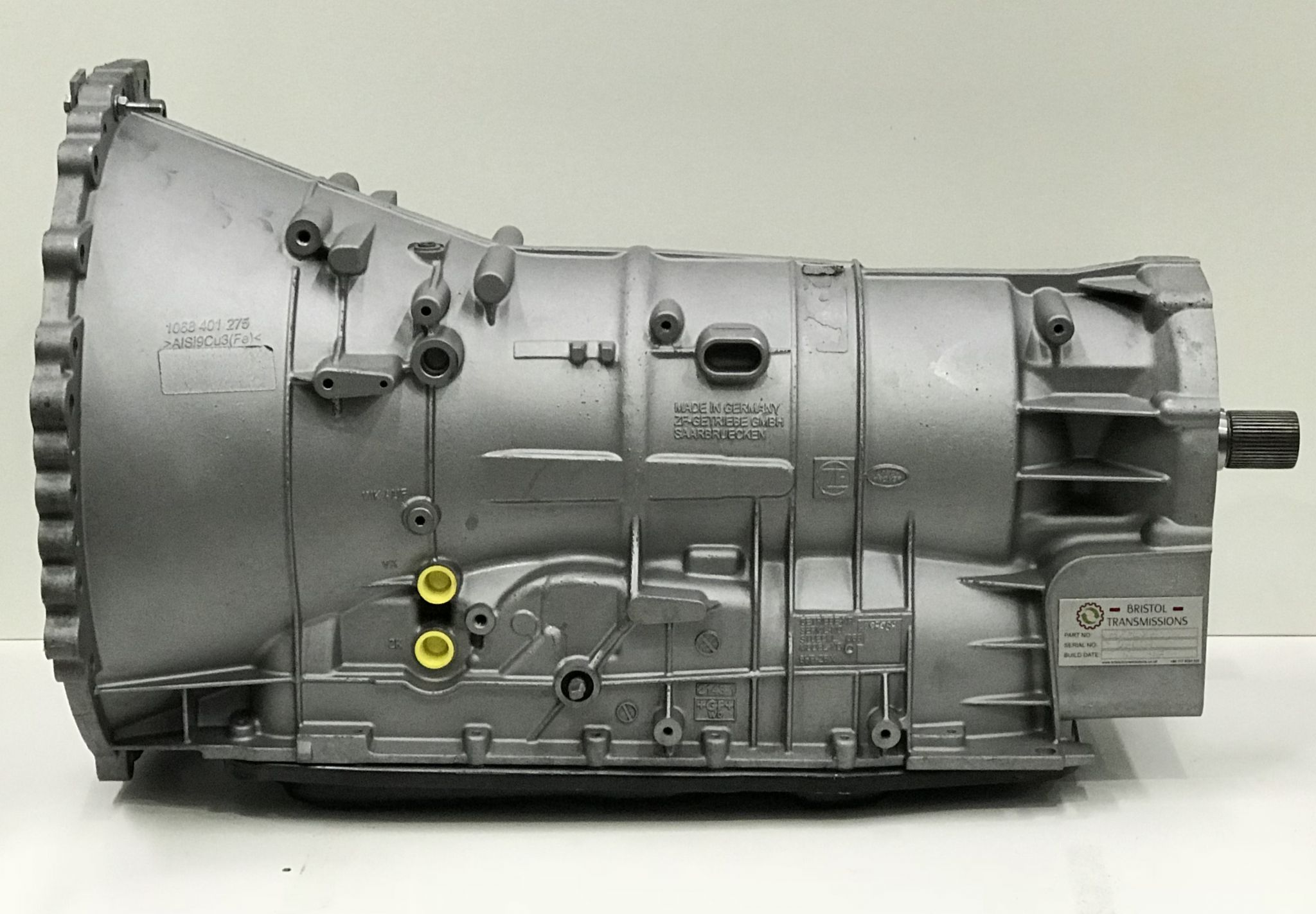 ZF6HP26 Transmission