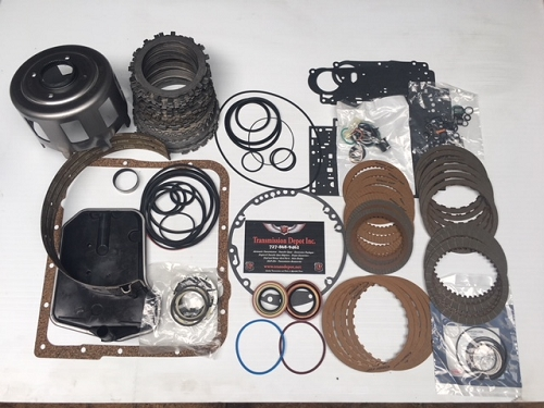 4L60E Stage 1 Rebuild In A Box Complete Kit 1994-2005