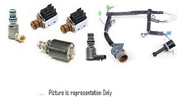 4L60E Shift Solenoid Package Fits 1993 - 2002 EPC