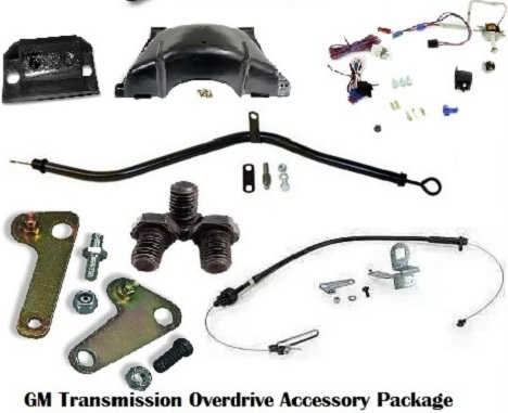 700R4 Stock Conversion Package (7004-R 700R-4 TH700 4L60)