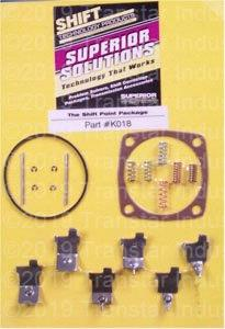 TH400 Governor Kit, Springs & Weights (Superior) (69-98)