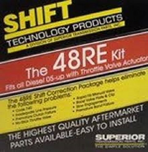 A518 48RE Superior Shift Kit 2003-UP