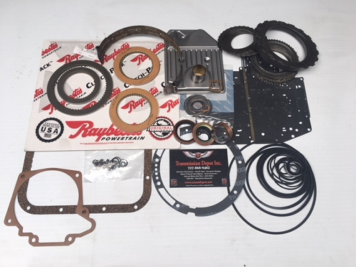 4R70W Master Rebuild Kit w//Steels 1993-1995