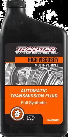 Transtar Transmission Parts >> Transtar High Viscosity Full Synthetic Automatic Transmission Fluid
