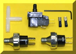 A727 to 518 / 46RH Conversion Lock Up Kit (Gas)