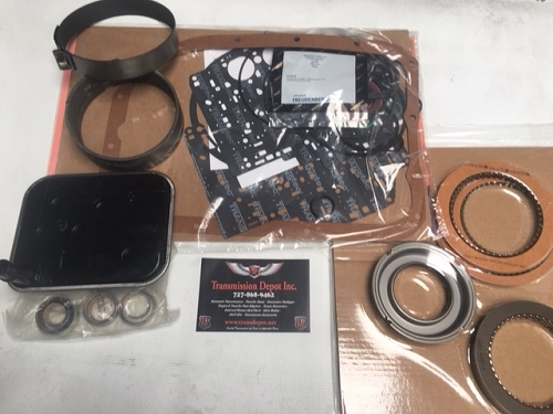 4L80E Stock Master Rebuild Package (1991-1996)