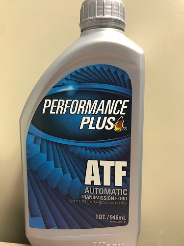 a413 transmission fluid type