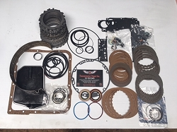 700R4 4L60 Transmission Overhaul Banner Kit Less Steel Kit 1982-84