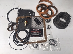 TH350 Master Overhaul Kit with Steels & Clutches