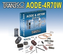 AODE/4R70W/4R75 TransGo Shift Kit