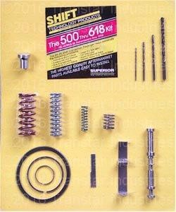 46RE A518 Superior Shift Kit